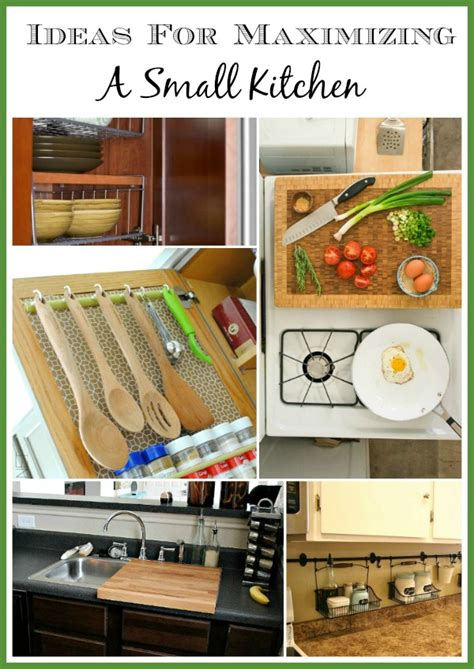ideas to organize kitchen ideas for organizing a small kitchen