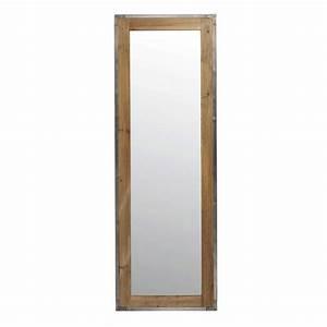 Grand Miroir Design : grand miroir haut miroir d coration ~ Teatrodelosmanantiales.com Idées de Décoration
