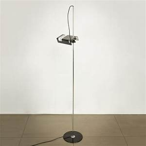 spider floor lamp from the sixties by joe colombo for With chandelier spider floor lamp