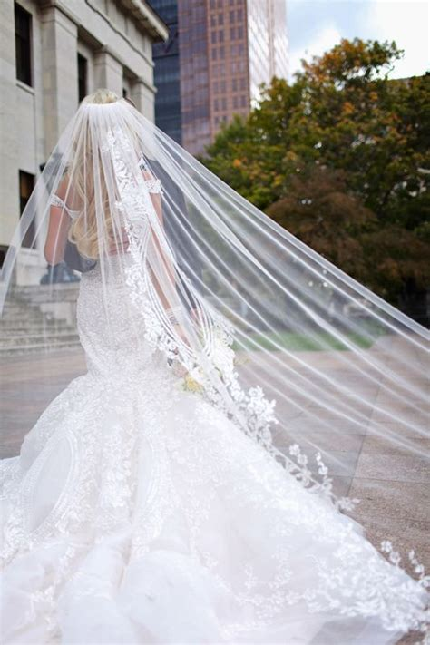 Dressveil Weddingbee Gallery Gorgeous Mermaid Tail
