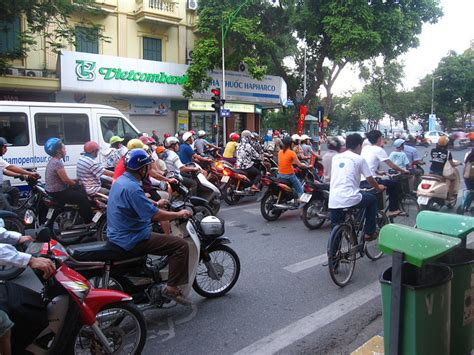 Touring Vietnam On A Motorcycle (two Wheels