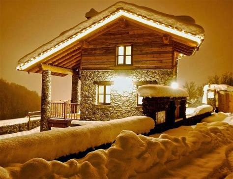 charming winter chalet     oldest ski areas