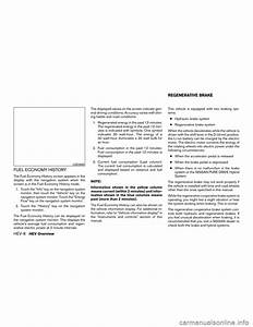 Nissan Murano Owners Manual 2017