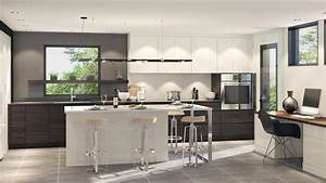 kitchens modern custom made tendances concept With kitchen furniture montreal