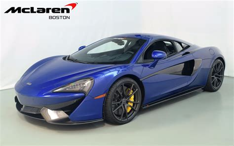 2016 Mclaren 570s For Sale In Norwell, Ma 000718 Mclaren