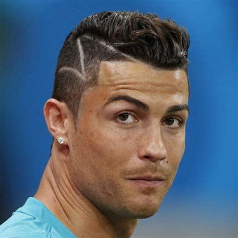 cristiano ronaldo haircuts hairstyles  guide