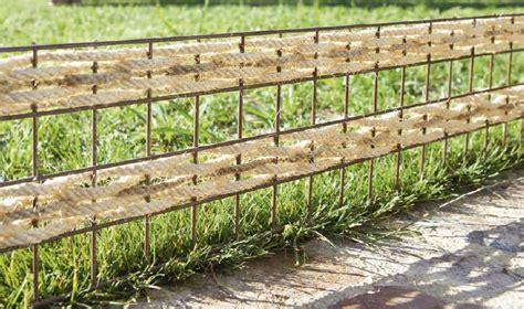 Zaun Aus Baustahlmatten by Woven Fence Gt Gt Idees Outdoors