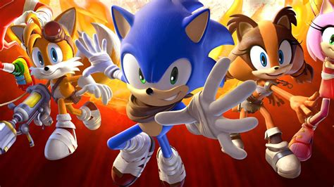 sonic boom fire  ice coming  nintendo ds  fall