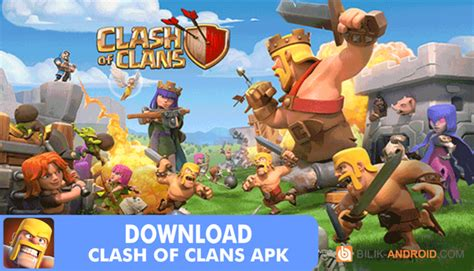 clash of clans v11 49 11 apk bilik android