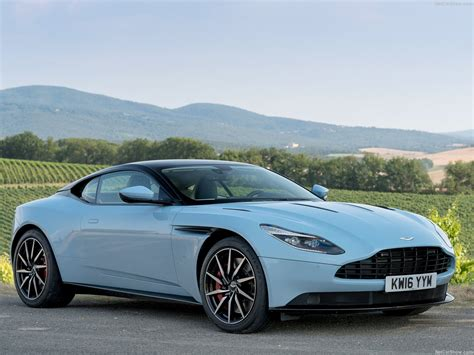 Martin Blue by Aston Martin Db11 Frosted Glass Blue 2017 Picture 3 Of 111