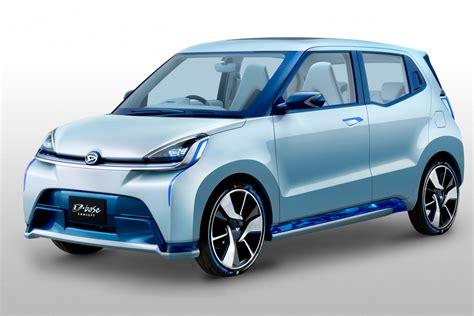 Daihatsu D-Base Concept May Preview Next-Generation Mira ...