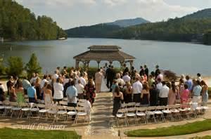 nc weddings ceremony lake lure nc usa wedding mapper