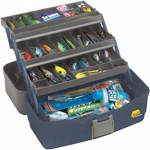 Plano U00ae 5300 3-tray Tackle Box