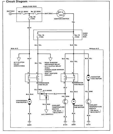 2012 Honda Civic Transmission Wire Diagram what does a er motor relay do impremedia net