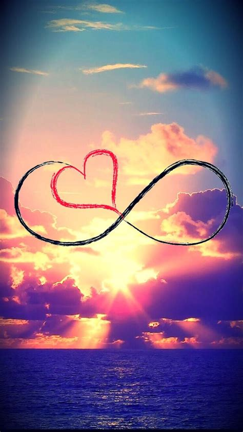 Infinite Background Best 25 Infinity Sign Wallpaper Ideas On