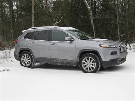 2018 Jeep Cherokee Limited 4x4 Gas Mileage Test With V 6