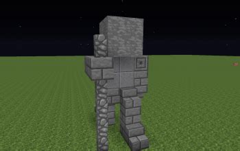 minecraft small creations