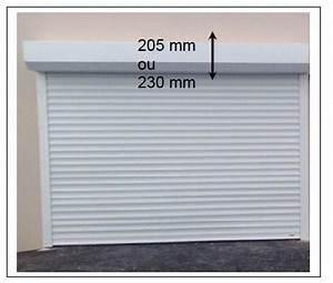 Porte De Garage A Enroulement : porte de garage opale tous les volets ~ Dailycaller-alerts.com Idées de Décoration