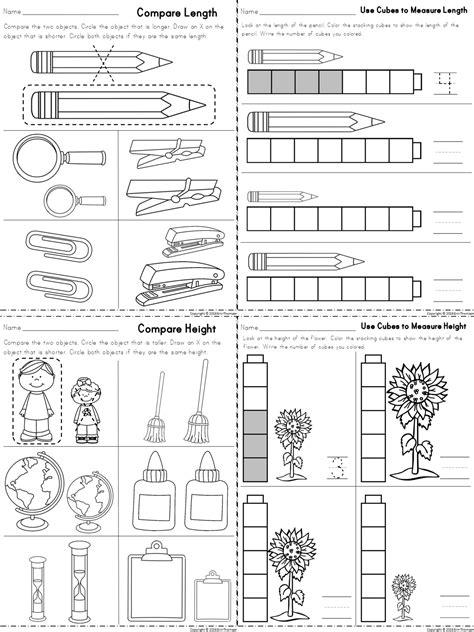 Kindergarten Math  Measurement  Teaching  Pinterest  Kindergarten Math, Math Measurement And