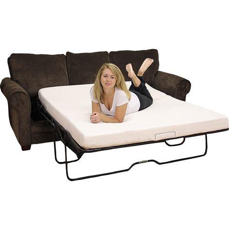 walmart sleeper sofa mattress ansugallery com