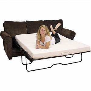 Sofa design ideas full sleeper sofa memory foam mattress for Foam pull out sofa bed