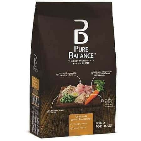 pure balance dog food review cheap kibble  quality chow
