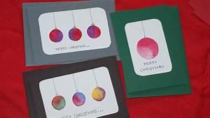 Karten Selber Basteln : fldrmdchn weihnachtskarten selber basteln diy ~ Orissabook.com Haus und Dekorationen