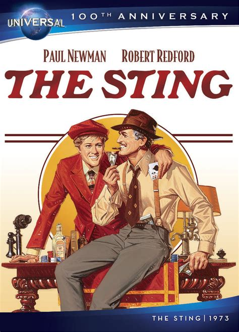 The Sting 1973 Movie