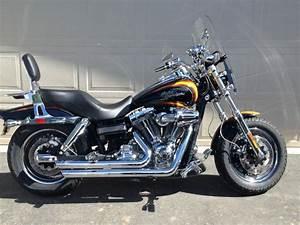 Buy 2010 Harley-Davidson Fat Bob CVO Custom on 2040-motos