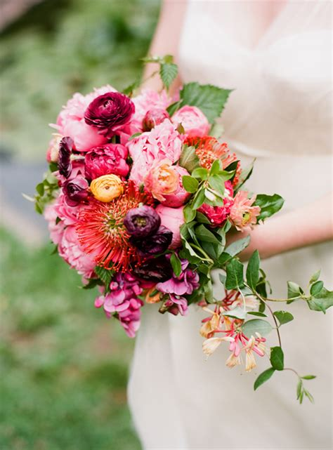 Wedding Wow How To Build A Bold Bouquet Concetta Antico