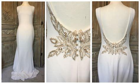 pronovias designer wedding dress agency  london