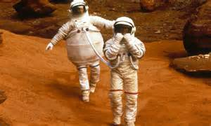 Nasa menu suggests Mars astronauts may to be too fat to ...