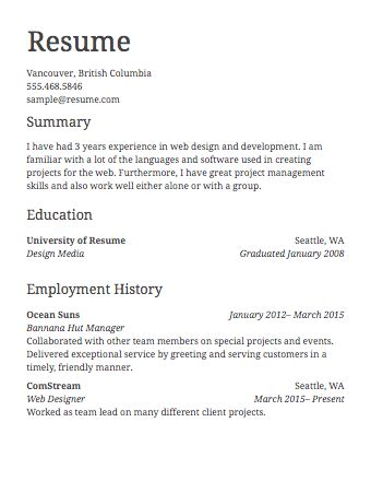 resumes for gse bookbinder co