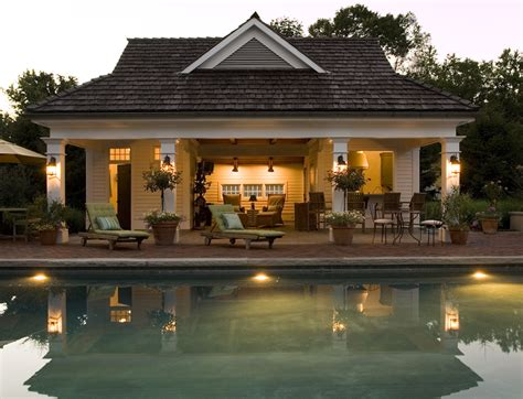 house plans with pool house guest house farmhouse pool house guest cottage ojai farmhouse