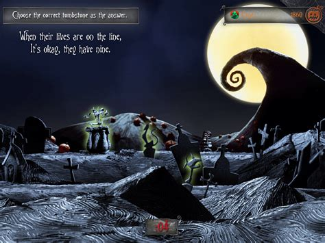 Graveyard Nightmare Before Background Images by Nightmare Before Live Wallpaper Gallery