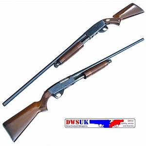 Stevens Model 79 12G Pump Action Shotgun - DWSUK