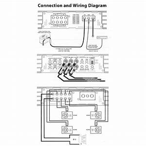 Amazon Com Pyle Plba530frd Blade 6 800 Wiring Diagram