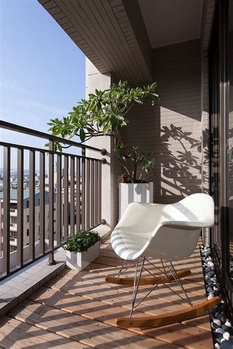 balcony furniture interior design ideas