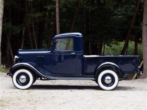 1934 Chevrolet Pickup Truck Db Retro G Wallpaper
