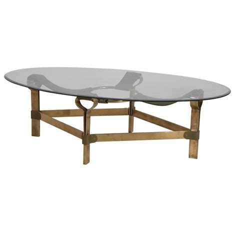 oval glass coffee table oval glass and metal coffee table glass oval coffee table