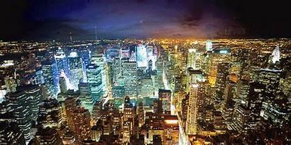 Animated Night Lights Wallpapers Shawshank Redemption York