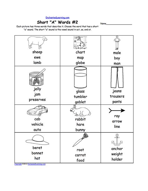 Boat Names That Start With B by Letter A Alphabet Activities At Enchantedlearning