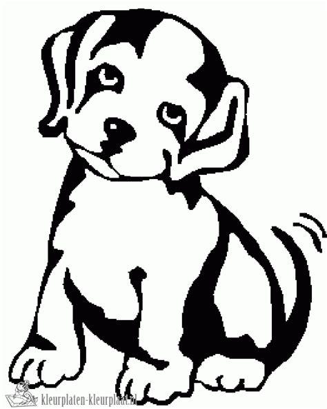 Kleurplaat Boomer Hondje by Kleurplaten Hondje Kleurplaten Kleurplaat Nl
