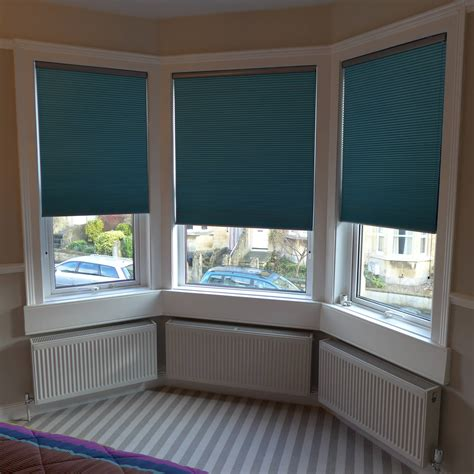 pleated blinds style