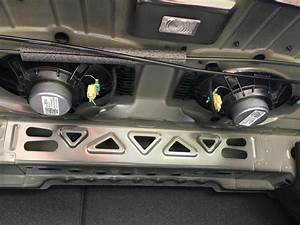 2017 Cruze Lt Rs Amplifier Install Question