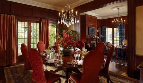 Diablo Mansion: Dining Room   Traditional   Dining Room