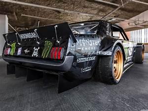 Fotos de Ford Mustang Hoonigan RTR by Ken Block 2014 | Foto 6