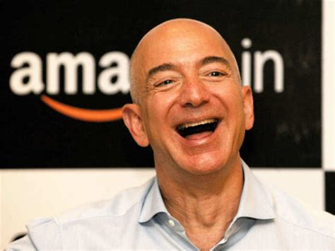 Jeff Bezos the Richest Person in the World
