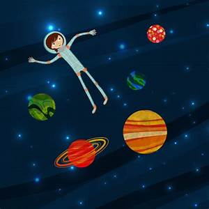 gif Illustration space galaxy stars animated animated gif ...