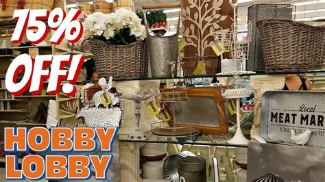 Clearance Decor - hobby lobby clearance 75 shop with me home decor